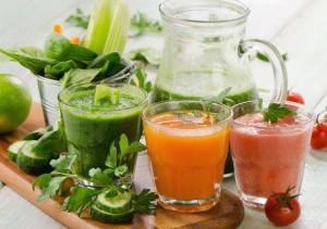 Welche Gemüsesorten zum Entsaften